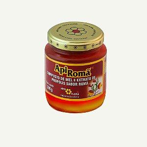Apiromã- Mel com Própolis e Romã 300g - Apis Flora