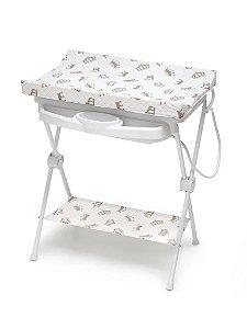 Banheira Plástica de Bebê Galzerano Luxo Real