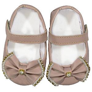 Sapato Alice Nude