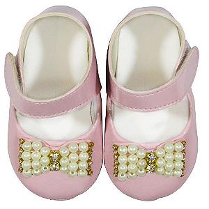 Sapato Verniz Carol Rosa