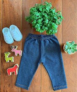 Calça Jeans Molinha e Macia