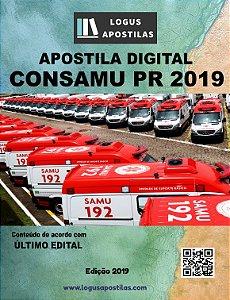 Apostila CONSAMU PR 2019 Motorista Socorrista