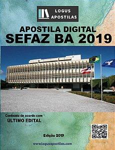 Apostila SEFAZ BA 2019 Auditor Fiscal Tecnologia da Informação