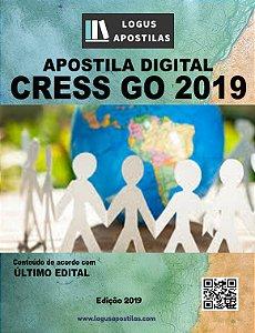 Apostila CRESS GO 2019 Coordenador Executivo