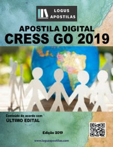 Apostila CRESS GO 2019 Agente Financeiro