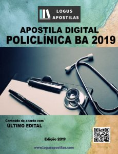 Apostila POLICLÍNICA BA 2019 Farmacêutico
