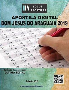 Apostila PREFEITURA BOM JESUS DO ARAGUAIA 2019 Psicólogo