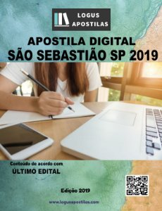 Apostila PREFEITURA DE SÃO SEBASTIÃO SP 2019 Inspetor Fiscal De Rendas
