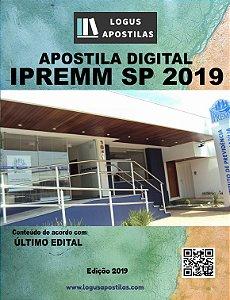 APOSTILA IPREMM SP 2019  PSICÓLOGO