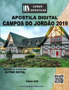 PREFEITURA CAMPOS DO JORDÃO SP 2019 PROFESSOR DE MATEMÁTICA