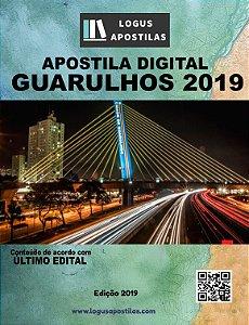 Apostila PREFEITURA DE GUARULHOS SP 2019 Farmacêutico