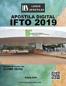 Apostila IFTO 2019 Engenheiro Civil
