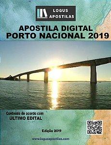 Apostila PREFEITURA DE PORTO NACIONAL TO 2019 Técnico Em Logística