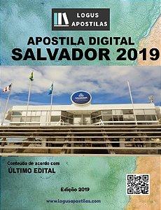 Apostila PREFEITURA DE SALVADOR 2019 Fiscal de Serviços Municipais