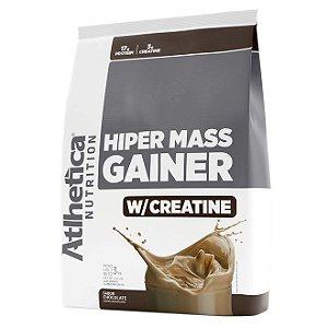 Hipercalórico Mass Gainer 3kg c/ Creatina - Atlhetica Nutrition