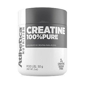Creatina 100% Pure 50g - Atlhetica Nutrition