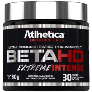 Beta HD Extreme Intense 180g/30 doses - Atlhetica Evolution Series