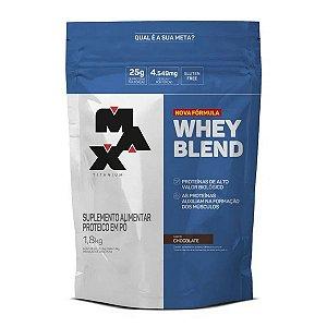 Whey Blend 1.8kg - Max Titanium