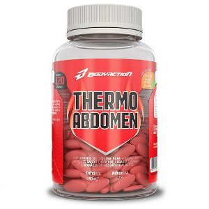 Thermo Abdomen 120 Tabletes - BodyAction