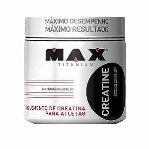 Creatina 100g - Max Titannium