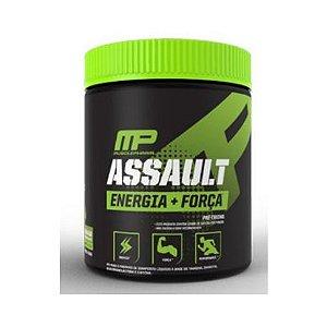 Assault Pré treino 300g/60 Doses - MusclePharm