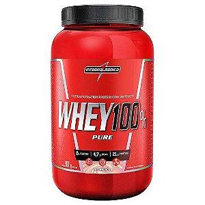 Whey 100% Pure 907g Pote - IntegralMedica