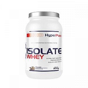 Whey Isolado Isolate 900g 54g por dose - Hyperpure