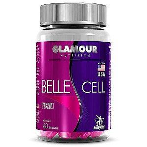 Multivitamínico e Emagrecedor Belle Cell 60 Cápsulas - Midway USA