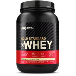 Whey Gold Standard Isolate 907g 2lbs - Optimum Nutrition