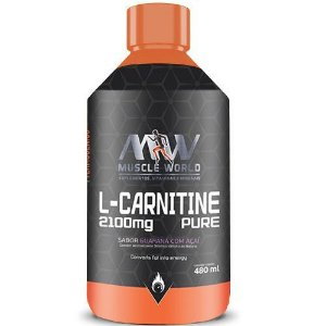 L-Carnitine Pure (480ml) Mw - Midway