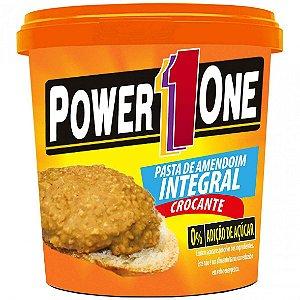 Pasta de Amendoim 1kg Granulada - Power one