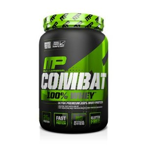 Whey Importado Combat 907g 2lbs - MusclePharm MP