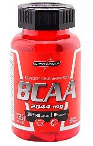 BCAA c/ B6 2044mg 90 Cápsulas - Integralmedica