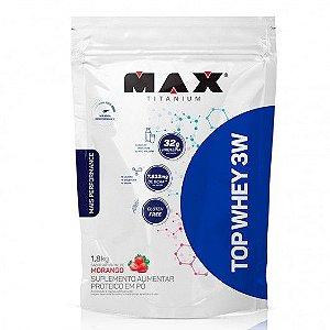 Top Whey 1,8Kg refil - Max Titanium