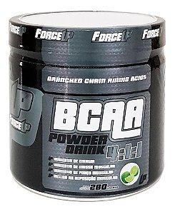 BCAA Drink em Pó 4:1:1 280g - Force UP