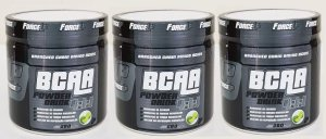 Kit 3x BCAA Drink em Pó 4:1:1 280g cada - Force UP