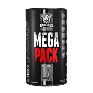Mepa Pack Hardcore 30 Pack´s - Integralmedica Darkness