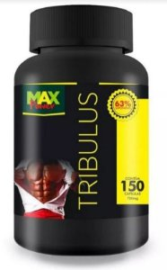 Tribulus 150 Cápsulas 1400mg 63% Saponinas - Max Power