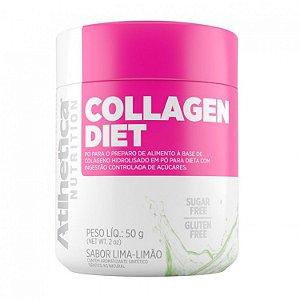 Colagen Colágeno Diet 50g - Atlhetica Nutrition
