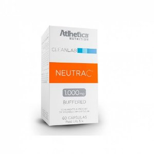 NEUTRA C (Vitamina C) 1000mg CleanLab - Atlhetica Nutrition - 60 Cápsulas