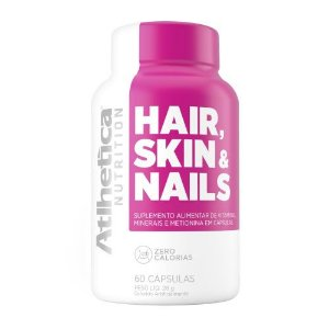 Hair, Skin & Nails  60 Cápsulas - Atlhetica Nutrition