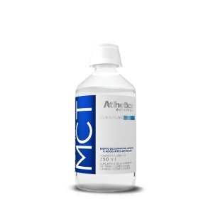 MCT C8+C10 250ML  - Atlhetica Nutrition