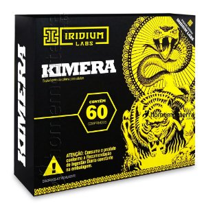 Kimera Termo 60 Cápsulas - Iridium Labs