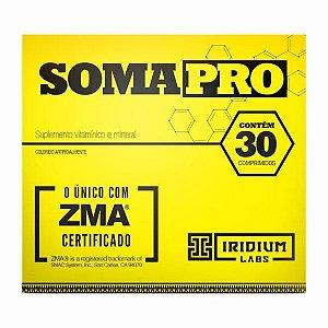 Soma PRO c/ ZMA Certificado 30 cápsulas - Iridium Labs