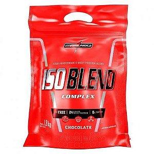 Iso Blend Protein 1,8kg sem soja - Integralmedica