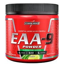 EAA-9 Powder Aminoácidos Essenciais 155g - IntegralMedica