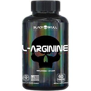 L - Arginina 60 tabletes - Black Skull