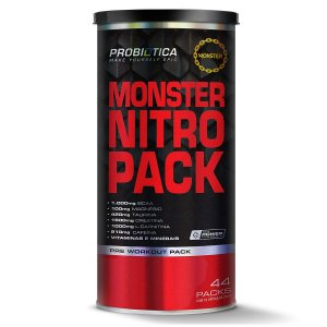Monster Nitro Pack 44 Packs - Probiotica (Val: 02-2020)