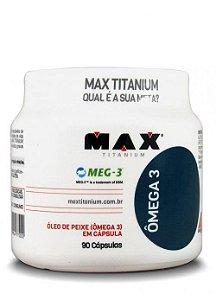 Omega 3 90 caps  - Max Titanium