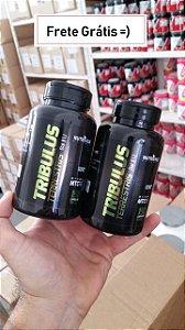 02 Tribulus Mtc madeira - bai ji li - 150 caps 700 mg - FRETE GRÁTIS!!